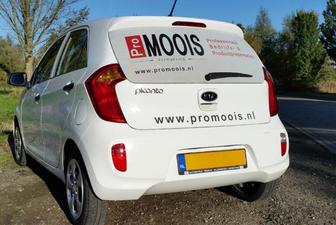 Pro-Moois_promotie vehikel