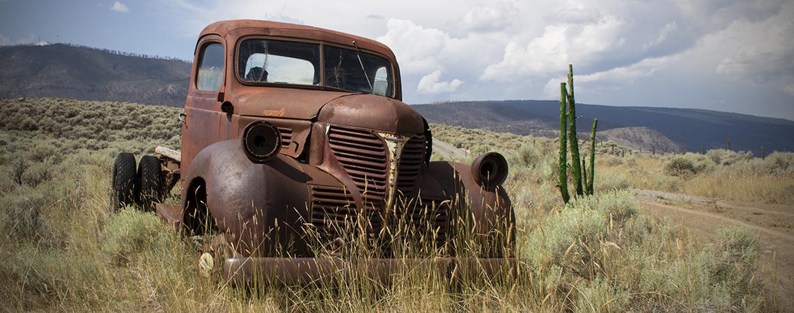 Sleeping beauty Truck